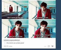 This is Warm Bodies' perfect humor Superwholock, Funny Cute, The Funny, Tumblr Funny, Funny Memes, The Babadook, Pokerface, Fandoms, Movie Quotes