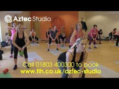 Fitness classes in Torquay include Kettlercise at the Aztec Studio - tak...