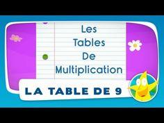 Comptines pour enfants - La Table de 8 (apprendre les tables de multiplication) - YouTube