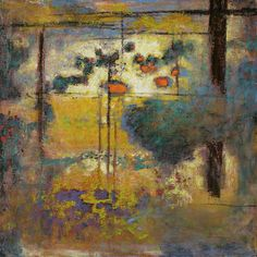 The South Wind | oil on canvas | 30 x 30"