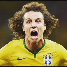 Friday. #friday #davidluiz #brazil #brasil #brazilianfootball #football #footballplayer #soccer #soccerplayer #worldcup #worldfootball #internationalfootball #southamerica #samba