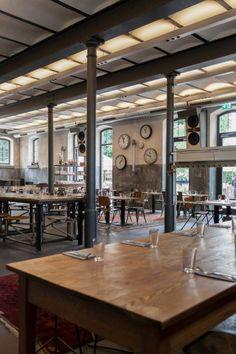 N8STALLUNG   Das mediterrane Restaurant in der alten Nachtstallung des Augsburger Schlachthofs - 09.07.14 - Interieur Photography N8STALLUNG