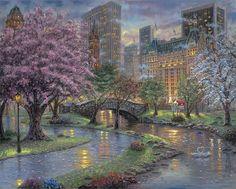 Petals of Spring ~ Central Park ~ NY