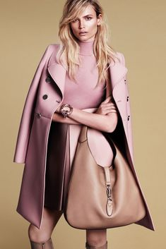 gucci models fall 2014 ad photos6 More Models Revealed for Guccis Fall 2014 Advertisements