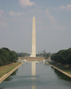 Washington Monument (I've actually been there before but would love to visit again!)