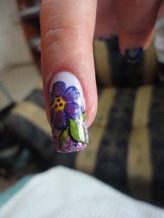 flor difuminado
