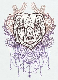 No bear, replace with roses/floral
