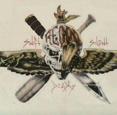 Usmc Recon, Marine Recon, Military Veterans, Military Art, Military Quotes, Military Life, Marine Corps Humor, Us Marine Corps, Marines Logo