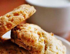 Coconut Pecan Butter Crunch Cookies