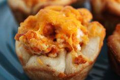 #ad hot wings boneless `buffalo wings' cupcakes recipe~ Fun appetizer idea #clip4School
