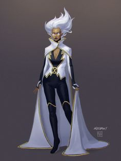 X-Men : Storm (Ororo Munroe) by Marvel-Comics Marvel Dc, Marvel Comics, Marvel Women, Marvel Girls, Marvel Heroes, Comic Book Characters, Marvel Characters, Comic Character, Comic Books Art