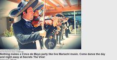 Cinco de Mayo Party @ Secrets Resorts