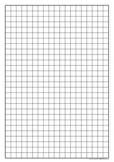 graph paper printable | Click on the image for a PDF version which is easy to print. Or click ...