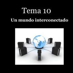 Tema 10 Un mundo interconectado   ¿Qué es Internet?   Internet es un enorme conjunto de recursos (documentos, imágenes, sonidos, vídeos, etc.) entre pégin. http://slidehot.com/resources/tema-10ppp.34659/