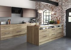 Lastra Natural Oak & Russet Metalic