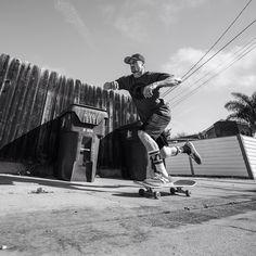 "@mikevallely's photo: ""Push. Long Beach, CA / 2014 @socco78 @servant_footwear  Photo @markniznisbet  #mikevallely #elephantbrandskateboards"""
