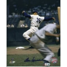 Don Newcombe Autographed 8x10