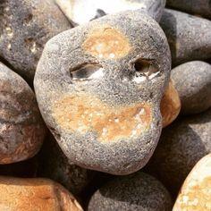 Happy Halloween! Found on Brighton beach I've been saving this guy #spooky #skull #colour