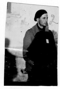 """Suleiman Nishova. Albania. Nacido en 1908. Obrero no cualificado. Sirve en la XII BI como zapador. Es evaluado como """"comunista convencido con voluntad de aprender"""". #Historia #History #SpanishCivilWar #GuerraCivilEspañola #BrigadasInternacionales #InternationalBrigades #España #Spain #GC #Albania Albania, Socialism, Social Stories, Construction Worker, Faces"""
