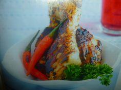 pollo alla diavola con senape di Digione