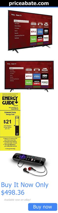 tcl 48fs3700 48-inch 1080p roku smart led tv review