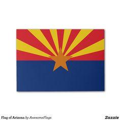 Flag of Arizona Post-it® Notes