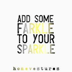By Vicki Stecher @homevestures #sparkle