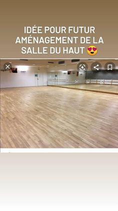 Idées déco salle de danse avec parquet Dance Hall, Parquetry