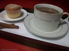Receita de Chocolate quente - Tudo Gostoso