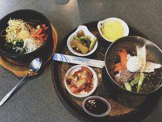 lovesouthkorea:  Naeng Myeon by joorijulie