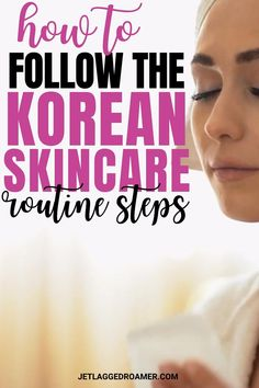 Ways To Sleep, How To Sleep Faster, How To Get Better, How To Get Sleep, Sleep Better, Korean Skincare Steps, Korean Skincare Routine, Korean Beauty Tips, Skin Care Routine Steps