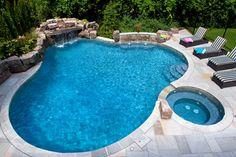 Gib - San Pools Ltd. - traditional - pool - toronto - Gib-San Pools Ltd.