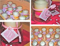 diy masking tape candlte = thank you gift Daycare Teacher Gifts, Thank You Gifts, Masking Tape, Entertaining, Party, Crafts, Diy, Baby Showers, Presents