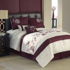 Estate Garden 8 Piece Comforter Sets So Beautiful For The Home