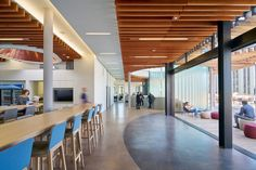 Kapor Center for Social Impact Office by Fougeron Architecture - Office Snapshots