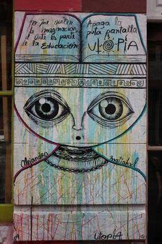 No me quiten la imaginación, el Arte es parte de la Educación (Valparaíso)