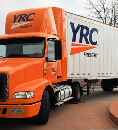 18 Best Yellow/YRC Freight images in 2013 | Big rig trucks