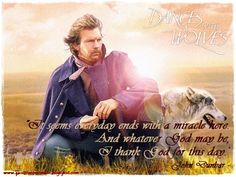 Movies - Dances with Wolves, Kevin Costner, Mary McDonnell, Graham Greene Kevin Costner, Films Youtube, Mary Mcdonnell, Westerns, Walt Disney Movies, Dances With Wolves, Graham Greene, Wolf Quotes, Movie Themes
