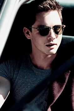 garfield logan / beast boy - logan lerman