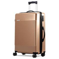 ABS+PC Trolley bags suitcase Swivel mirror student Scroll wheel suitcase trunk Padlock 24/28 inch hard case bag Winning design