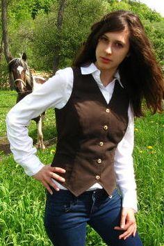 Vests - Custom Vests - Custom Made Vests - Women's Vests - Men's Vests - Personalized Vests
