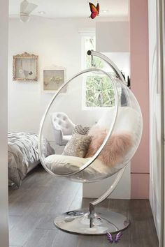 7 Design Ideas for Teens' Bedrooms  - It is agreed by everyone who was there or still is that teenage years are never easy; it is normal because it is the stage when boys and girls cross f... -   .<br> Teenage Room Decor, Bedroom Ideas For Teen Girls, Teenage Girl Bedrooms, Teen Bedroom, Modern Bedroom, Contemporary Bedroom, Master Bedroom, Budget Bedroom, White Bedroom