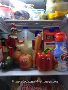 Amy's Cooking Adventures: 15+ Last minute Elf on the Shelf Ideas