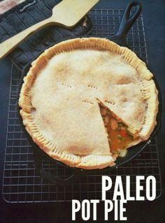 Paleo Chicken Pot Pie!