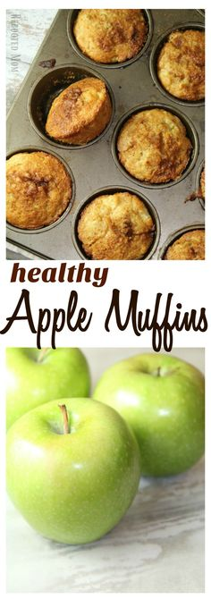 A delicious and hearty muffin that combines both shredded and diced carrots with lots of cinnamon for a healthy treat to put in the kids lunchbox, or eat after dinner.