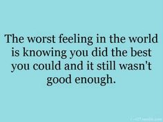 The  VERY worst ....