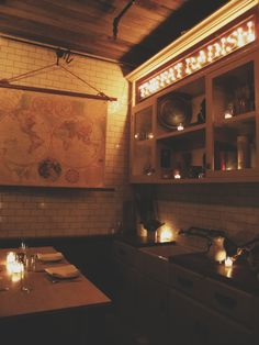dinner and cocktails at the fat radish: hipsters, fresh veggies and good design all over the place! #dinner #lowereastside