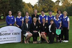 Marjorie McCorduck (President, Irish Ladies Golf Union) and Elizabeth Nicholson (Managing Director, Private Home Care) pictured with the Mountbellew Ladies team winners of the Private Home Care Minor Cup at the ILGU All Ireland Inter Club Championshi Specializing in Start-Up of Personal Care Homes, Adult Day Programs, Non-Medical Personal Care & Medicaid Waiver Programs. - http://www.nbhsllc.com