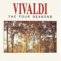 Vivaldi - The Four Seasons — Südwest - Studioorchester, Heribert Münchner, Die Zagreber Solisten, Die Zagreber Solisten, Südwest - Studioorchester, Антонио Вивальди