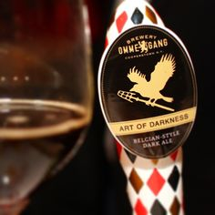 Another masterful Belgian-style ale from New York's Ommegang brewery!    #nycbeerweek #brewerschoice